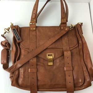 Proenza Schouler PS1 leather tote bag